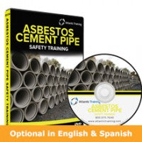 Asbestos Cement Pipe Safety Training Video
