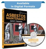 Asbestos: Maintenance Training Video