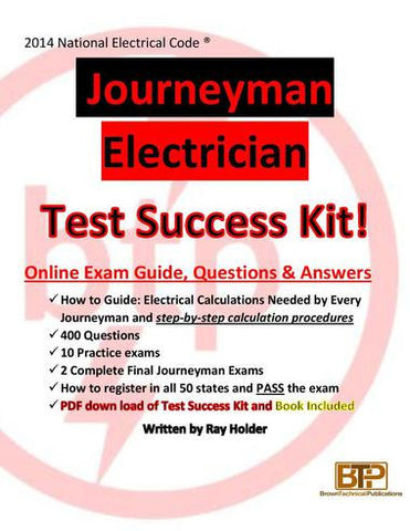 2014 Journeyman's Electrician Licensing Online Test