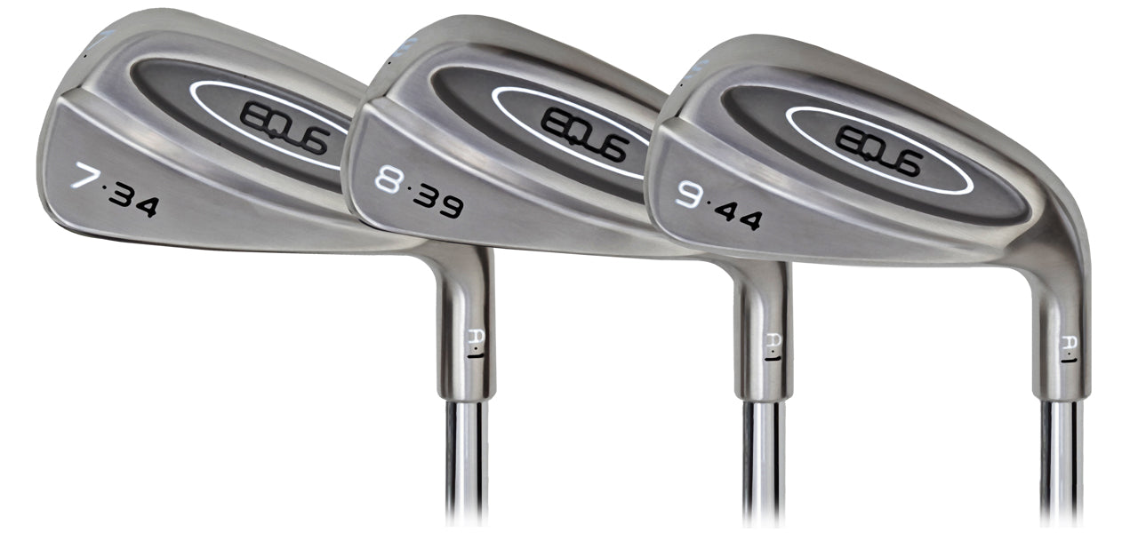 EQUS Steel Shaft Golf Club Collection