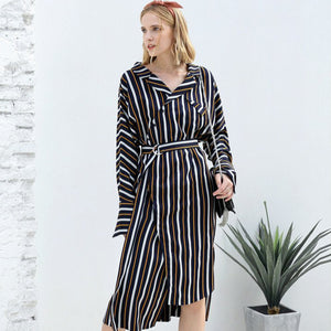 OOTD #73 Oversized Stripes