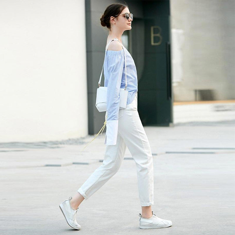 OOTD #75 White jeans