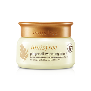 INNISFREE GINGER OIL WARMING MASK - impaviidi