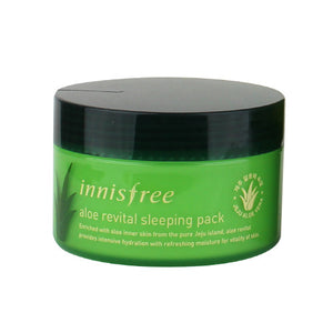 INNISFREE ALOE REVITAL SLEEPING PACK - impaviid