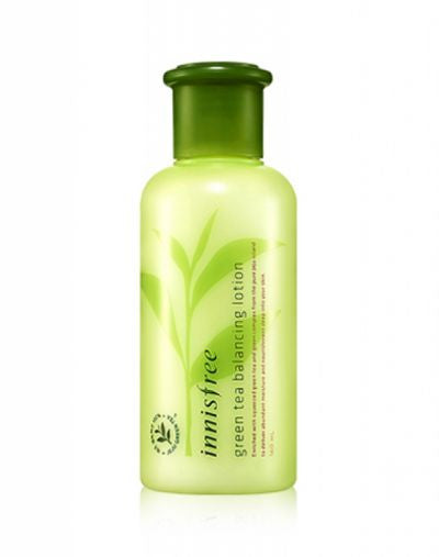 INNISFREE GREEN TEA BALANCING LOTION - IMPAVID GIRL