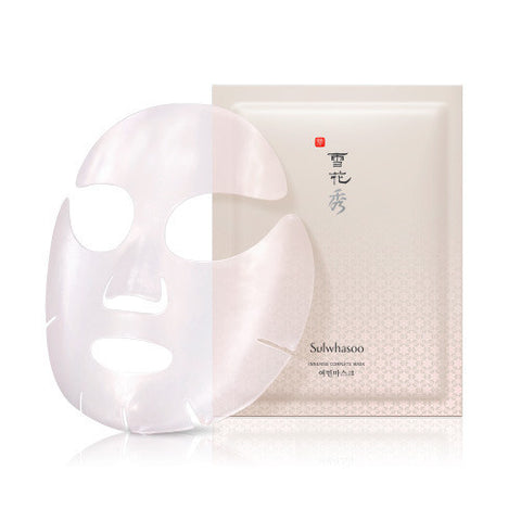 SULWHASOO INNERISE COMPLETE MASK SHEET 10 SHEETS X 25ML