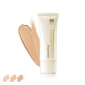 INNISFREE AIR SKIN FIT BB CREAM SPF 35 - IMPAVID GIRL