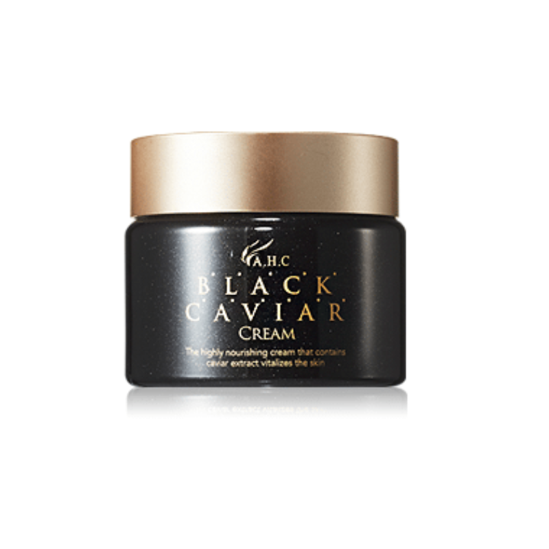 AHC BLACK CAVIAR CREAM 50ML - IMPAVIID
