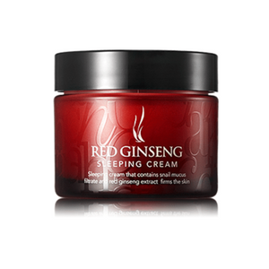 AHC RED GINSENG SLEEPING CREAM 50ML - IMPAVIID