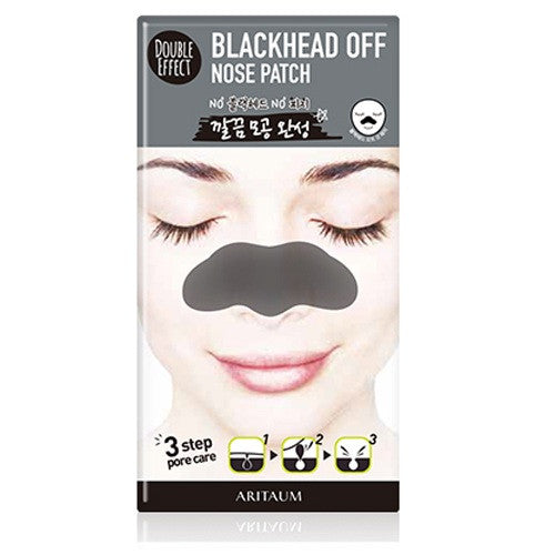 ARITAUM BLACKHEADS OFF NOSE PATCH
