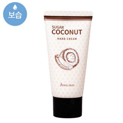 APRIL SKIN SUGAR COCONUT HAND CREAM - IMPAVID GIRL
