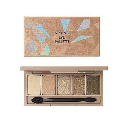 ARITAUM STYLING EYE PALETTE 5G 4 COLOURS - IMPAVIID
