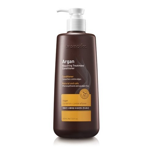 AROMATICA ARGAN REPAIRING TREATMENT CONDITIONER 400ML - IMPAVIID