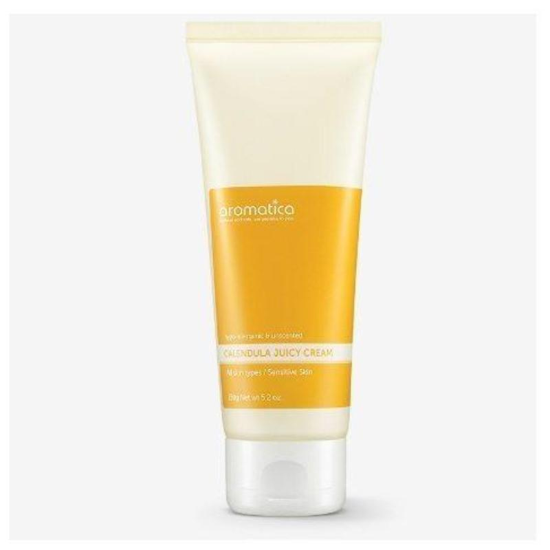 AROMATICA CALENDULA JUICY CREAM 150G - IMPAVIID