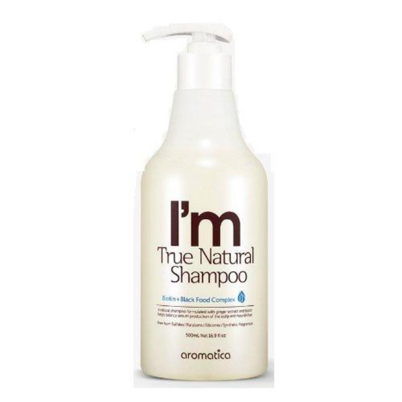 AROMATICA I'M TRUE NATURALS HAMPOO 500ML - IMPAVIID