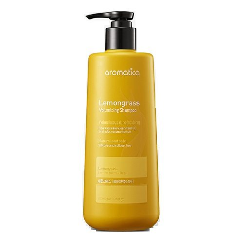 AROMATICA LEMON GRASS VOLUMIZING SHAMPOO 400ML - IMPAVIID