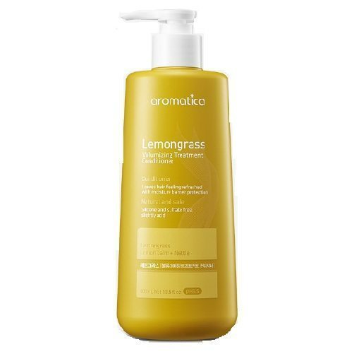 AROMATICA LEMON GRASS VOLUMIZING CONDITIONER 400ML - IMPAVIID
