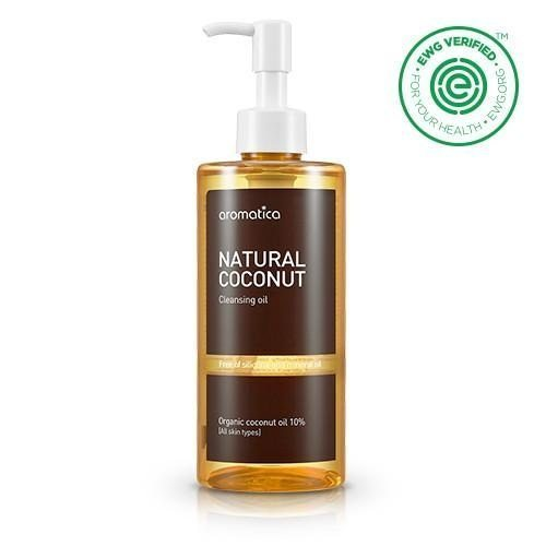 AROMATICA NATURAL COCONUT CLEANSING OIL 300ML - IMPAVIID