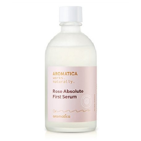AROMATICA ROSE ABSOLUTE FIRST SERUM 130ML - IMPAVIID