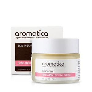 AROMATICA ROSE ABSOLUTE VITAL CREAM 50G - IMPAVIID