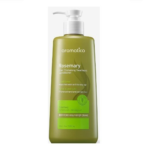 AROMATICA ROSEMARY HAIR THICKENING CONDITIONER 400ML - IMPAVIID