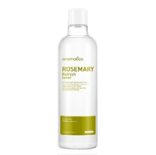 AROMATICA ROSEMARY REFRESH TONER 375ML - IMPAVIID
