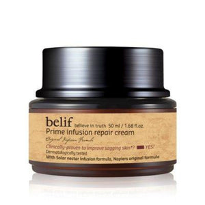 BELIF PRIME INFUSION REPAIR CREAM ANTI AGING 50ML - IMPAVIID