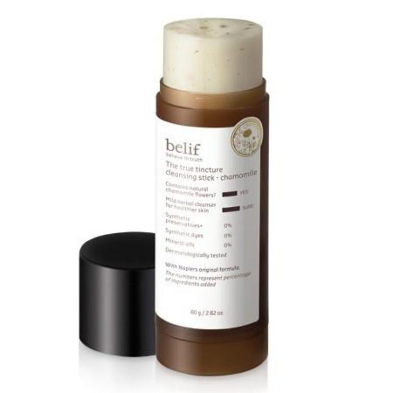 BELIF TRUE TINCTURE CHAMOMILE CLEANSING STICK