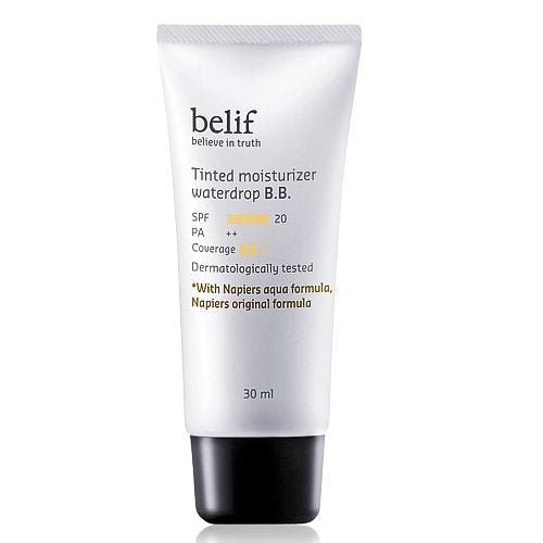 BELIF TINTED MOISTURIZER WATER DROP BB SPF 20 PA ++ 30ML - IMPAVIID