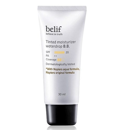 BELIF TINTED MOISTURIZER WATER DROP BB SPF 20 PA++ 30ML - IMPAVIID