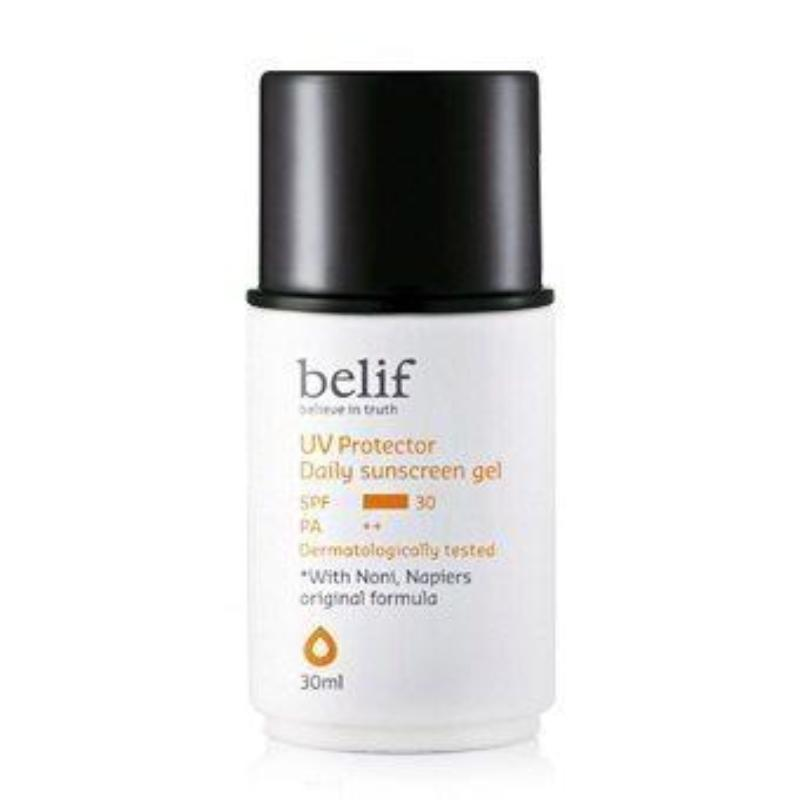 BELIF UV PROTECTOR DAILY SUNSCREEN GEL SPF 50 + PA ++ 30ML - IMPAVIID