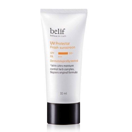 BELIF UV PROTECTOR FRESH SUNSCREEN SPF 50+ PA+++ 30ML - IMPAVIID