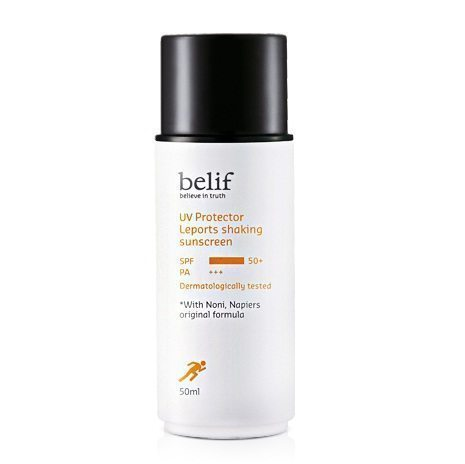 BELIF UV PROTECTOR LEPORTS SHAKING SUNSCREEN SPF 50+ PA+++ 50ML - IMPAVIID