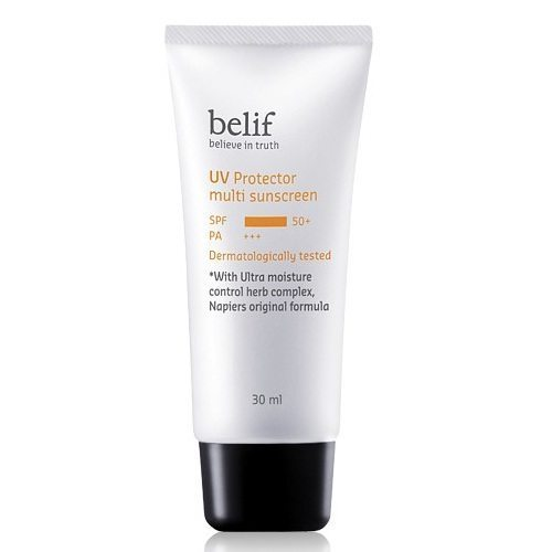 BELIF UV PROTECTOR MULTI SUNSCREEN SPF50+ PA+++ 30ML - IMPAVIID