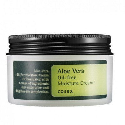 COSRX ALOE OIL FREE MOISTURE CREAM