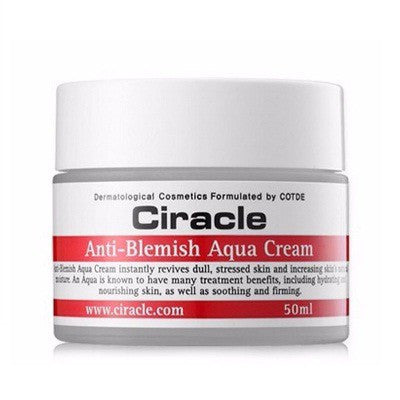 COSRX CIRACLE ANTI BLEMISH AQUA CREAM