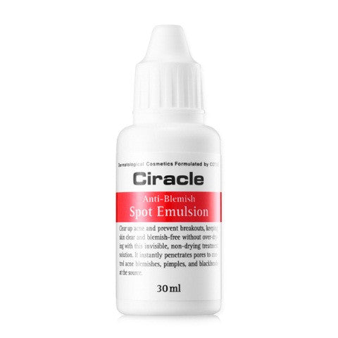 COSRX CIRACLE ANTI BLEMISH SPOT EMULSION