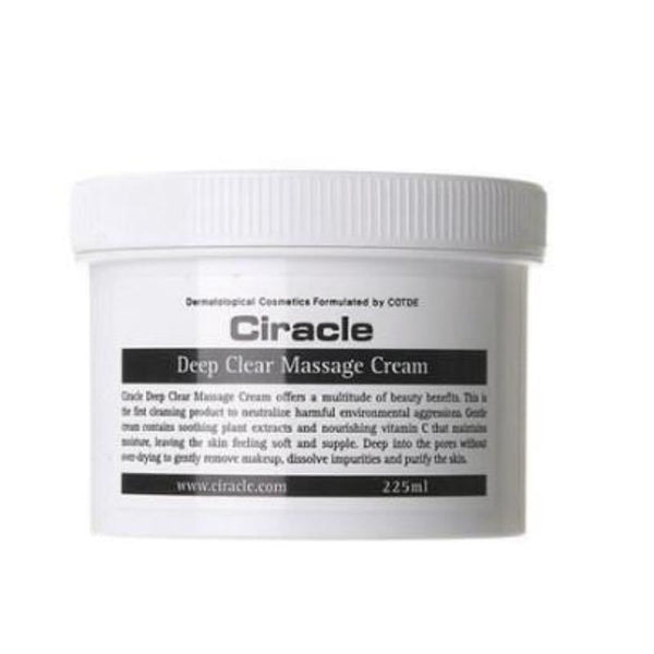 COSRX CIRACLE DEEP CLEAR MASSAGE CREAM