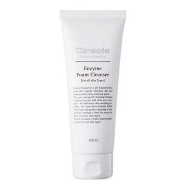 COSRX CIRACLE FACIAL ENZYME FOAM CLEANSER