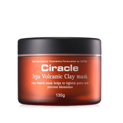 COSRX CIRACLE JEJU VOLCANIC CLAY MASK - IMPAVIID