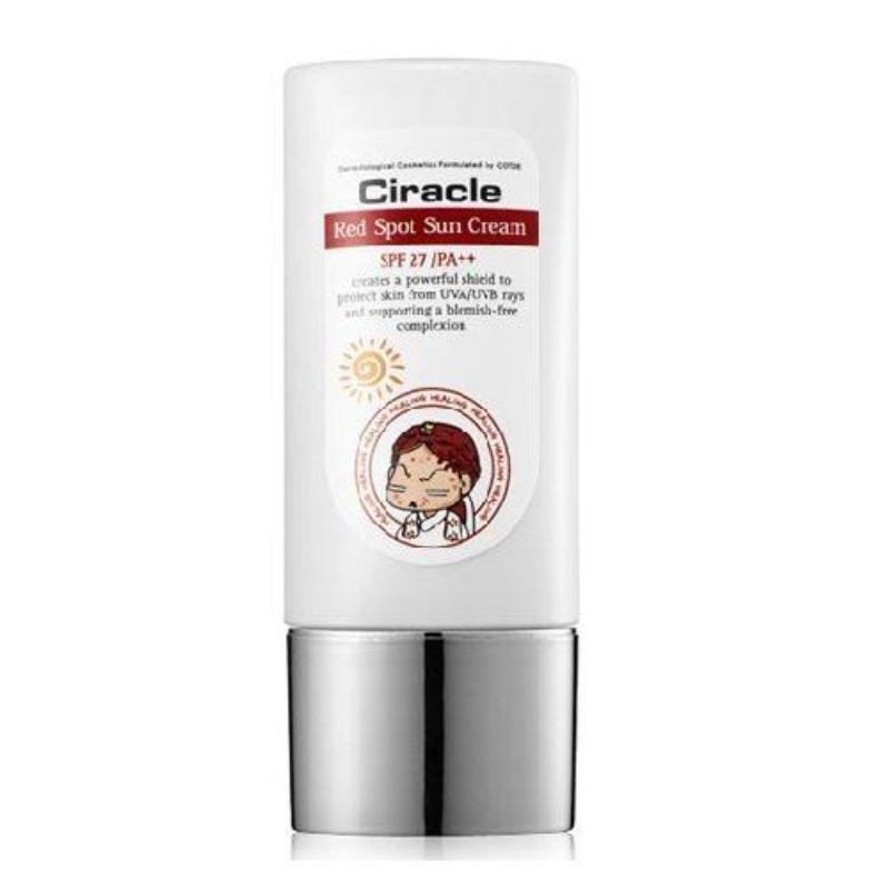 COSRX CIRACLE RED SPOT SUN SCREAM SPF 27+ PA++ 30ML