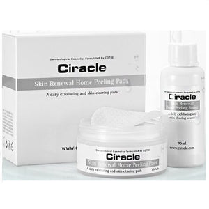 COSRX CIRACLE SKIN UUENDUS HOME PELINGI PADS 70ML + 35 LEHT SET 150 ML - impaviid