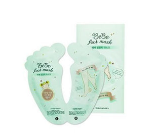 ETUDE HOUSE BEBE FOOT MASK 20MLx2