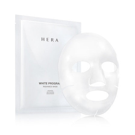HERA WHITE PROGRAM RADIANCE MASK 6PCS - impaviid