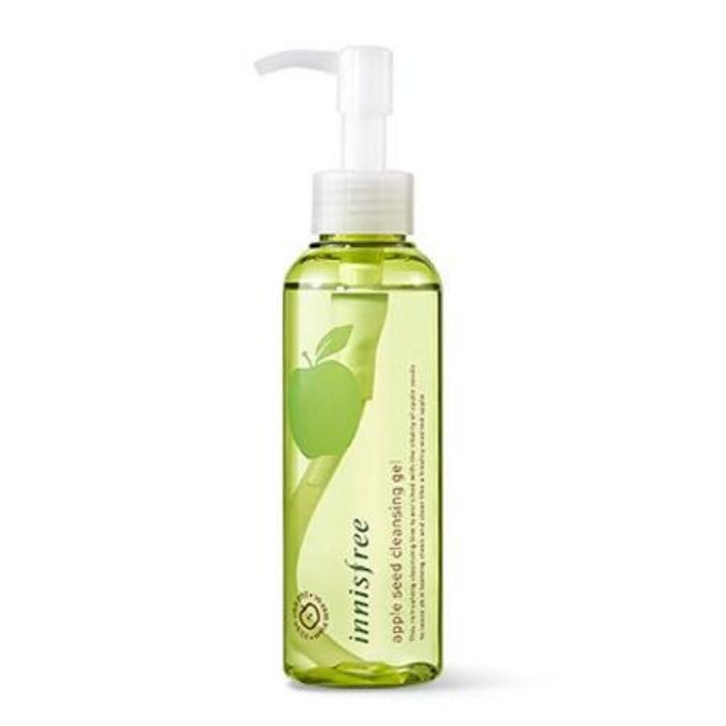 INNISFREE APPLE SEED CLEANSING GEL - impravid