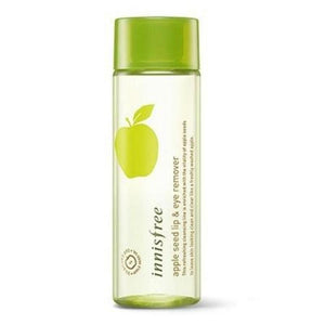INNISFREE APPLE SEED LIP-EYE MAKEUP REMOVER - impaviid