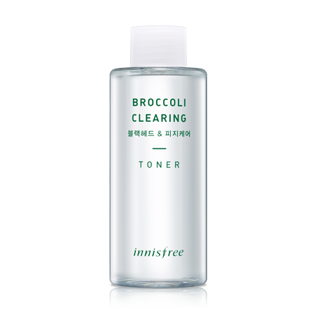INNISFREE BROCCOLI CLEARING TONER - impraid