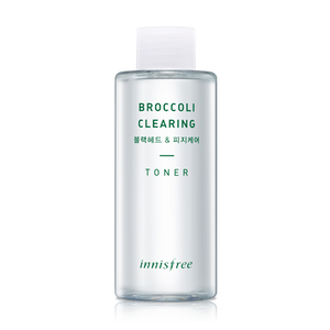 INNISFREE BROCCOLI CLEARING TONER - impaviid