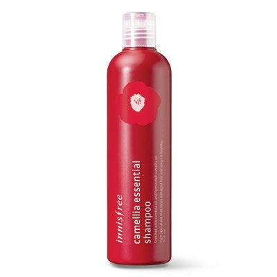 INNISFREE CAMELLIA ESSENTIAL HAIR SHAMPOO - unnachgiebig