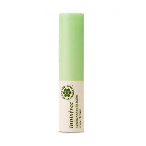 INNISFREE CANOLA HONEY LIP BALM SMOOTH CARE - häikäilemätön